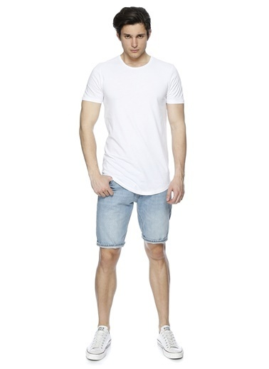 Jack & Jones Şort Mavi
